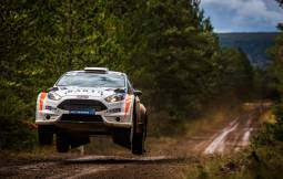 Lozère Gravel Rally 2020, with Yacco