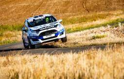 Coeur de France Rally 2020, with French Junior Championship