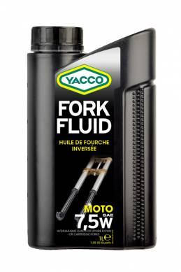 Moto / quad / Karting FORK FLUID 7.5W