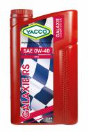 Synthetic 100% Automobile Yacco Galaxie RS SAE 0W40