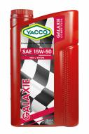 Synthetic 100% Automobile Yacco GALAXIE SAE 15W50